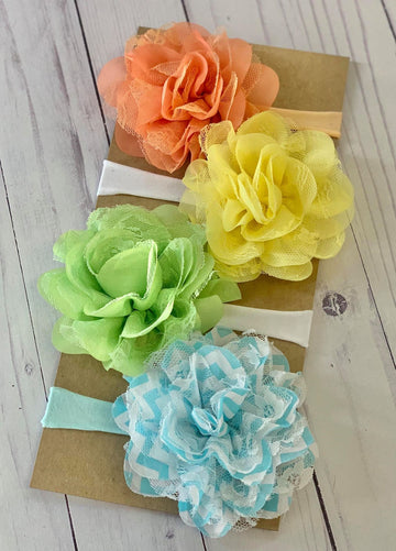 Spring is Here - DIY Nylon Headband Kit
