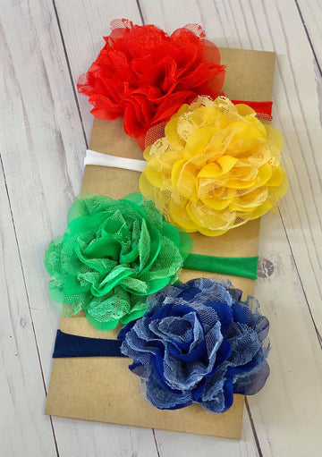 Back to School - DIY Nylon Headband Kit