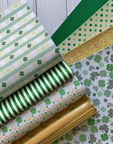 Kiss Me, I'm Irish - 8 Sheet Bundle Pack