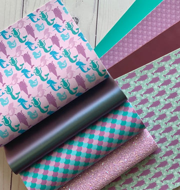 Mermaid at Heart - 8 Sheet Bundle Pack