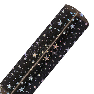 Black - Hologram Star Sheet