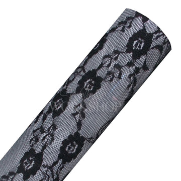 Black - Lace Jelly Sheet