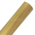 Gold Pearl - Solid Faux Leather Sheet
