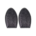 Black Glitter - Padded Bunny/Deer Ears