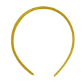 Golden Yellow - 10mm Satin Lined Headband