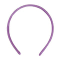 Lilac - 10mm Satin Lined Headband