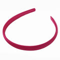 Hot Pink - 15mm Satin Lined Headband
