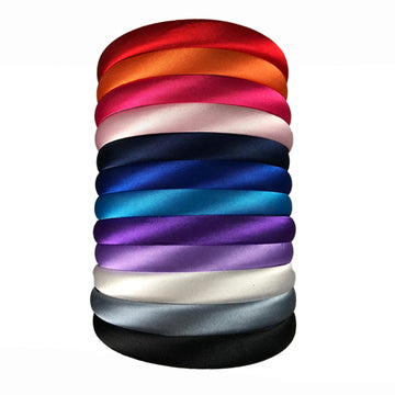 Grab Bag - 15mm Satin Lined Headband - 10 Headbands