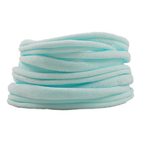 Pale Aqua - Thin Nylon Headband