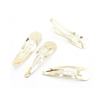 "1.8"" Light Gold Snap Clip"