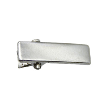"20mm / 3/4"" Silver Alligator Clip with Teeth"