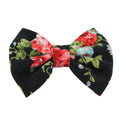 Black Garden - XL Jersey Knit Bow