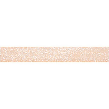 "Light Peach - 5/8"" Frosted Glitter Elastic"