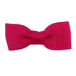 "Hot Pink - 1.5"" Grosgrain Bow"
