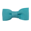 "Aqua Blue - 1.5"" Grosgrain Bow"