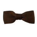 "Brown - 1.5"" Grosgrain Bow"
