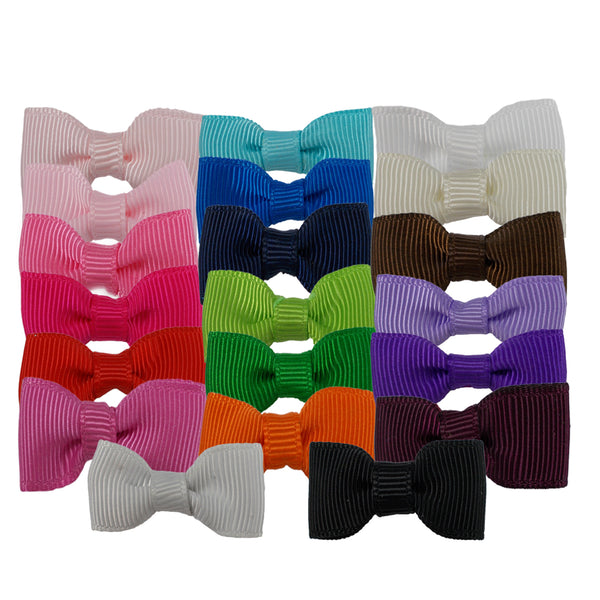 "Sampler - 1.5"" Grosgrain Bow - 20 Bows"