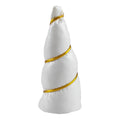 "White - 2"" Padded Unicorn Horn"