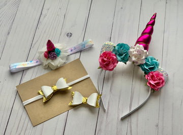 Open Spaces - Big Sister/Little Sister Headband Kit