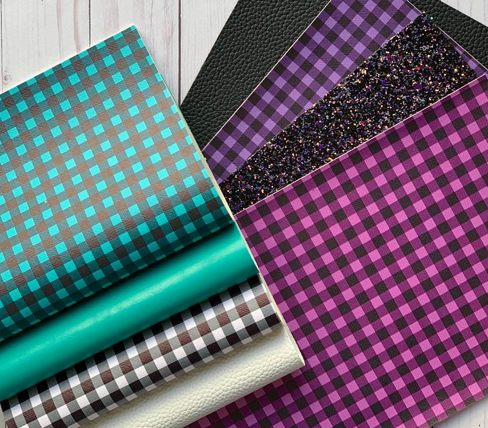 Plaid About You - 8 Sheet Bundle Pack