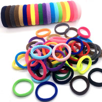 Grab Bag - Nylon Ponytail Holder / Doll Headband