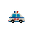 "1.25"" Police Car - Flatback Resin Applique"
