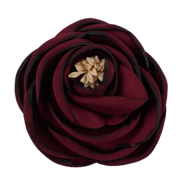 "Wine - 2.25"" Antique Satin Rose"