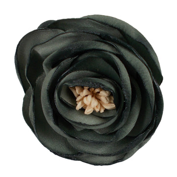 "Dark Sage - 2.25"" Antique Satin Rose"