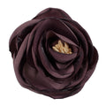 "Antique Berry - 2.25"" Antique Satin Rose"