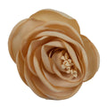 "Cream - 2.25"" Antique Satin Rose"
