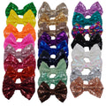"Grab Bag - 5"" Large Sequin Bow - 10 Bows"