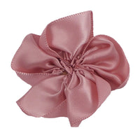 "Dusty Rose - 2"" Satin Ribbon Flower"