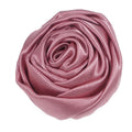 "Dusty Rose - 1.5"" Satin Twisted Rose"