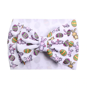 Easter Bunnies - Liverpool Bow Headwrap
