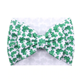 Field of Clovers - Liverpool Bow Headwrap