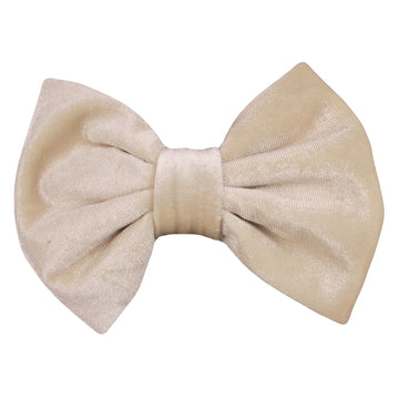 "Silk - 5"" Large Velvet Bow"