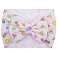 Fruit Slices - Liverpool Bow Headwrap