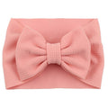 Coral Peach - Liverpool Bow Headwrap