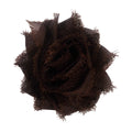 "Brown - 1.5"" Petite Solid Shabby Trim"