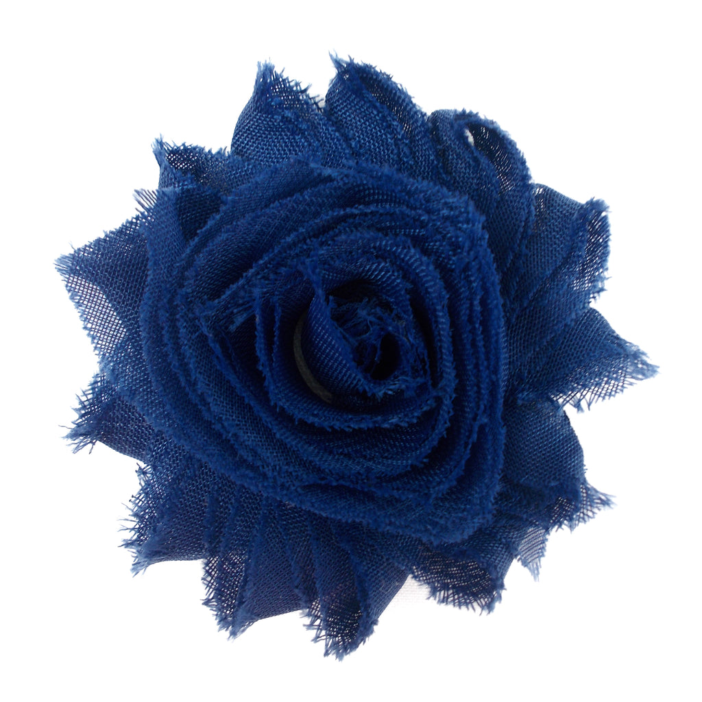 "Denim Blue - 2.5"" Solid Shabby Trim"