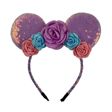 Lavender Love  - DIY Mouse Ear Kit
