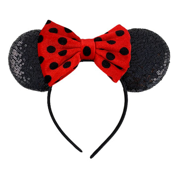 Classic Minnie  - DIY Mouse Ear Kit