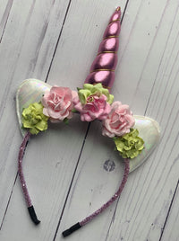 Bianca - DIY Unicorn Headband Kit