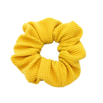 Golden Yellow - Liverpool Scrunchie
