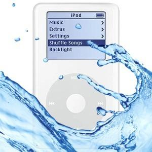 iPod Classic 4th Gen Water Damage Repair Service