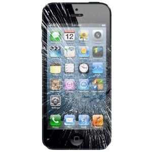 iPhone 5S Glass Screen Repair Service