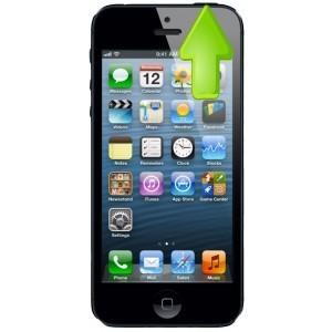 iPhone 5S Power Button Repair Service