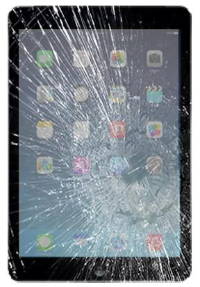 iPad Air Glass Digitizer and LCD Repair Service