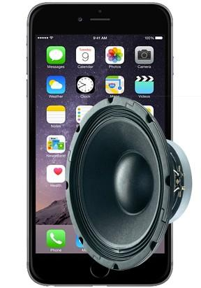 iPhone 6 Loudspeaker Repair Service