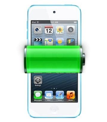 iPod Touch 5th Gen Battery Repair Service